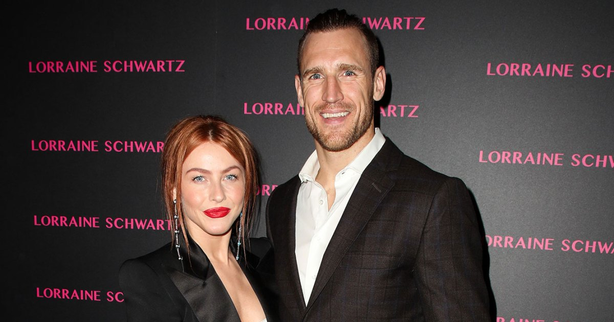 Julianne Hough, Brooks Laich Haven't Spent 'As Much Time Together' Lately