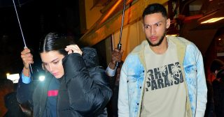 Kendall Jenner and Ben Simmons Celebrate New Year's Eve Together