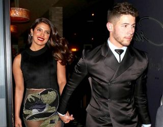 Priyanka Chopra's Golden Globes After Party Look Is Her Riskiest Yet