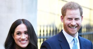 Prince Harry and Duchess Meghan to 'Step Back as Senior Members' of Royal Family