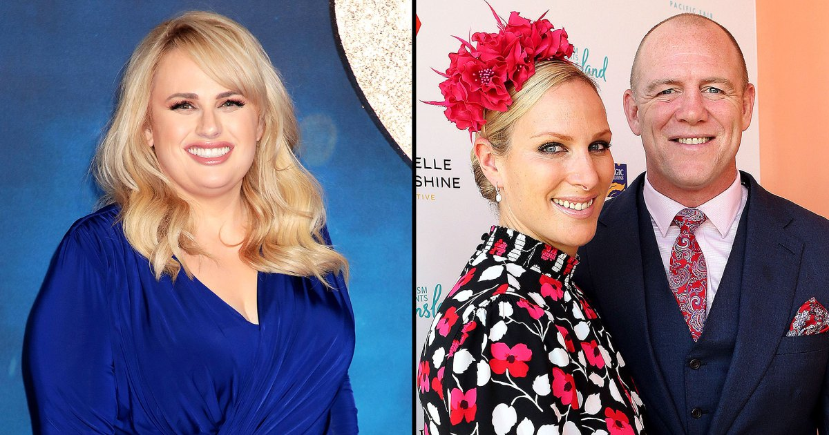 A Very Royal New Year! Rebel Wilson Rang in 2020 With Zara and Mike Tindall
