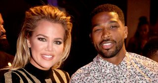 Khloe Kardashian Shares Pic of Tristan Thompson from Christmas Eve Bash
