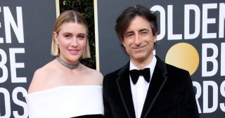 All the Couples Glowing on the Globes Red Carpet