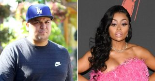 Rob Kardashian Seeks Primary Custody of His and Ex Blac Chyna's Daughter: Report