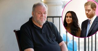 Thomas Markle: 'I'm Disappointed' in Prince Harry and Duchess Meghan