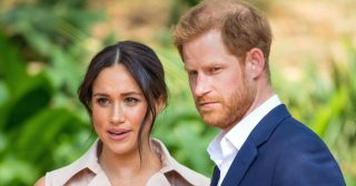Duchess Meghan and Prince Harry Donate to Australia Brushfire Relief