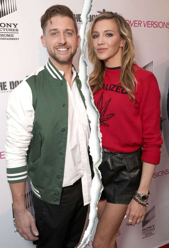 Katie Cassidy Files for Divorce From Matthew Rodgers