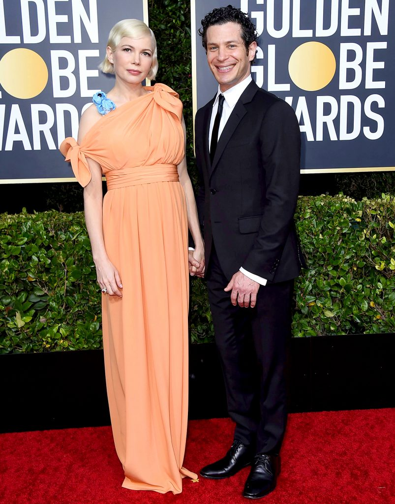 Pregnant-Michelle-Williams-and-Thomas-Kail's-Relationship-Started-Out