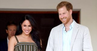 Prince Harry, Duchess Meghan Back to Work After Canadian Holiday