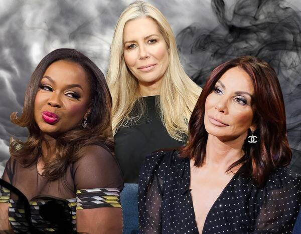 So Nasty and So Rude: The Real Housewives' Most Memorable Villains