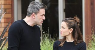 Ben Affleck Reunites With Jennifer Garner After Saying He Regrets Divorce
