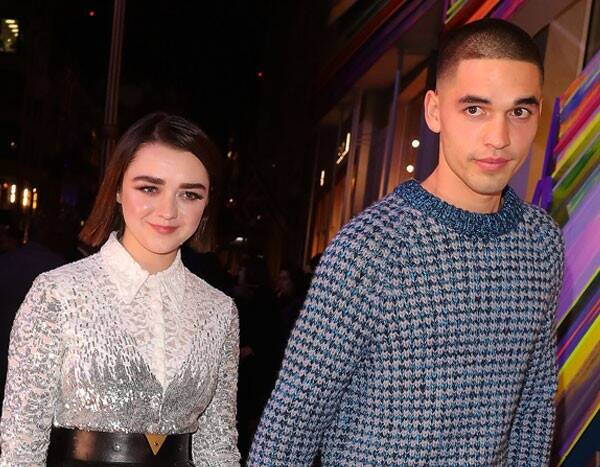 How Maisie Williams Won at the Game of Love: Inside Her Sweet Romance