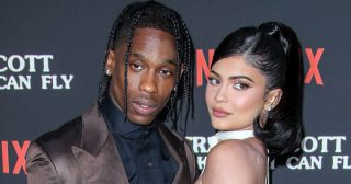 Kylie Jenner Posts Throwback Pics Cozying Up to Travis Scott