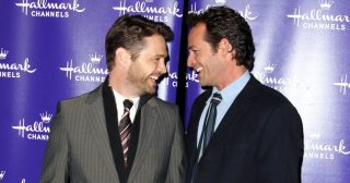 Jason Priestley Pays Tribute to Luke Perry 1 Year After His Death