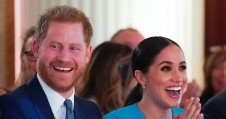 Prince Harry, Meghan Markle Had Best Reaction to Proposal During U.K. Event