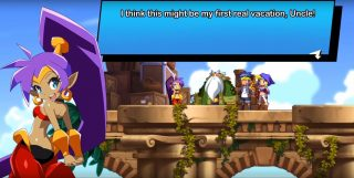 WayForward's Shantae And The Seven Sirens To Be Released On Consoles And PC This May