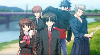 Little Busters! Will Release Outside Japan For The Nintendo Switch