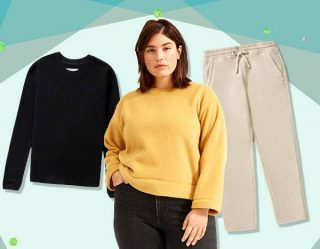 Cozy Up With Everlane Sale Bundles: $2 for $58 Sweatshirts, 2 for $90 Leggings & More All Week Long