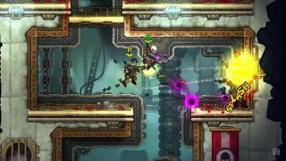 Fury Unleashed Is Headed At High Speeds To PlayStation 4 This May, Build The Ultimate Combo And Blast Your Way Through This Rouglite Action Platformer