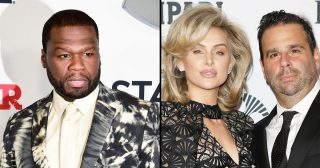 50 Cent Shades Randall Emmett and Lala Kent After They Postpone Wedding