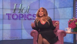Wendy Williams Is Grateful To The People Who Support Her – The Show's Staff Members Fill In For The Audience