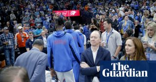 The NBA continued despite earthquakes and death. But Covid-19 is different