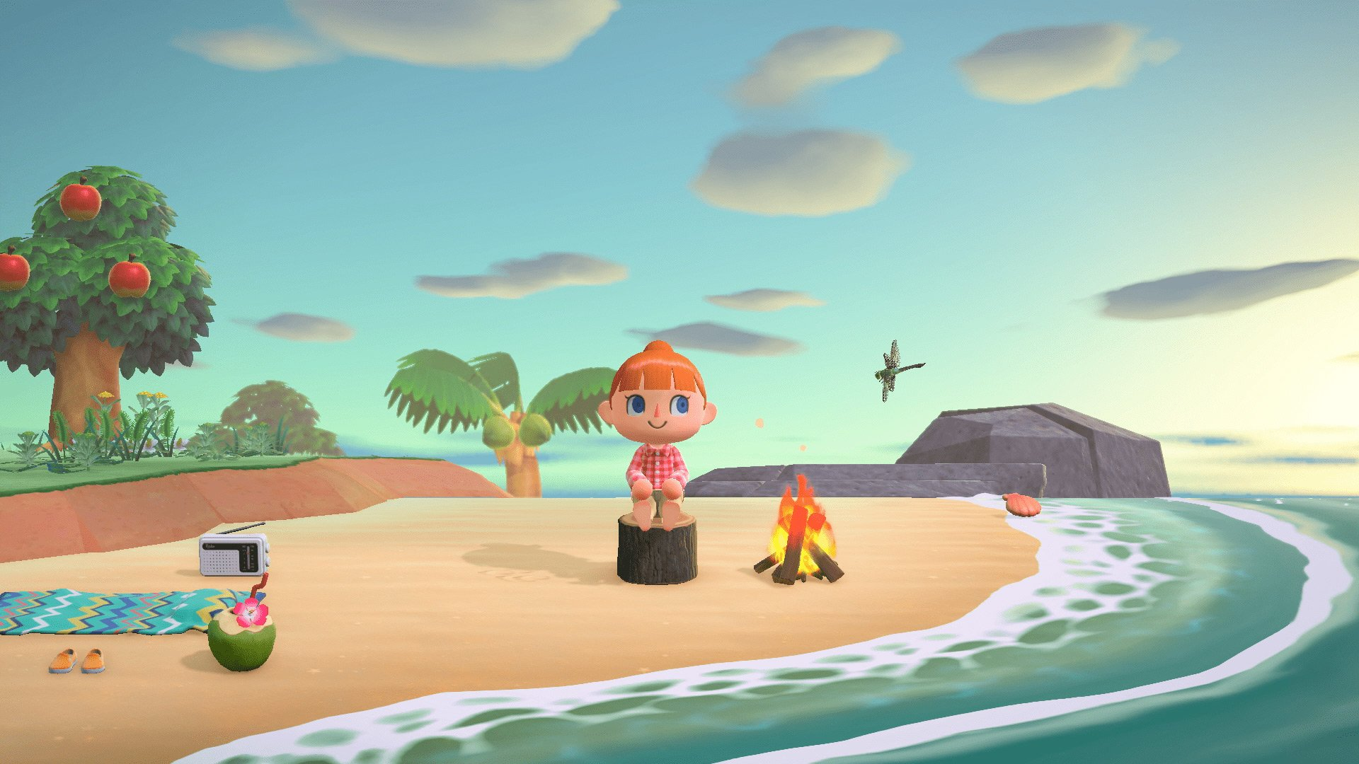 In An Amazing Addition To The Game, Animal Crossing: New Horizons Allows Players To Use Wheel Chairs