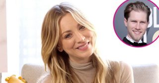 Kaley Cuoco: It Wasn't 'Love at First Sight' With Husband Karl Cook