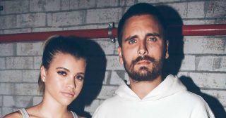Sofia Richie Is 'Very Happy' in Her Relationship With Scott Disick