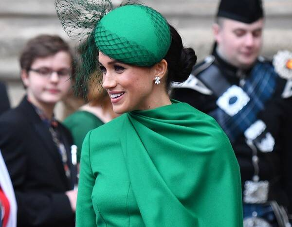 Meghan Markle Set to Narrate Disney Nature Film Elephant After Royal Exit