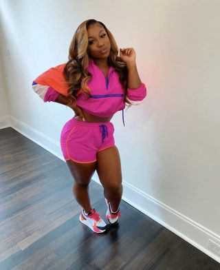 Toya Johnson's Daughter, Reginae Carter Is Happy That She'll 'Look 12 Years Old' Her Whole Life