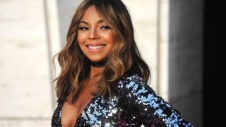 Ashanti Gives Her Fans A View They Will Never Forget In New Photos Where She Flaunts Her Thick Curves In Fiery Red Leather Outfit