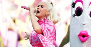 Pregnant Katy Perry Says She Hopes 'It's a Girl' During Australia Performance