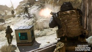 Call Of Duty: Modern Warfare Warzone Battle Royale Gameplay Leaks Ahead Of Reveal