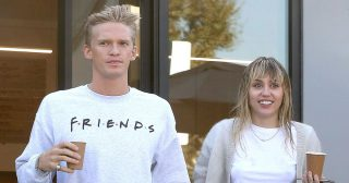 Miley Cyrus and Cody Simpson Got Deep Tissue Massages at the NOW in Studio City