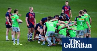 Premiership Rugby suspended for five weeks over coronavirus pandemic