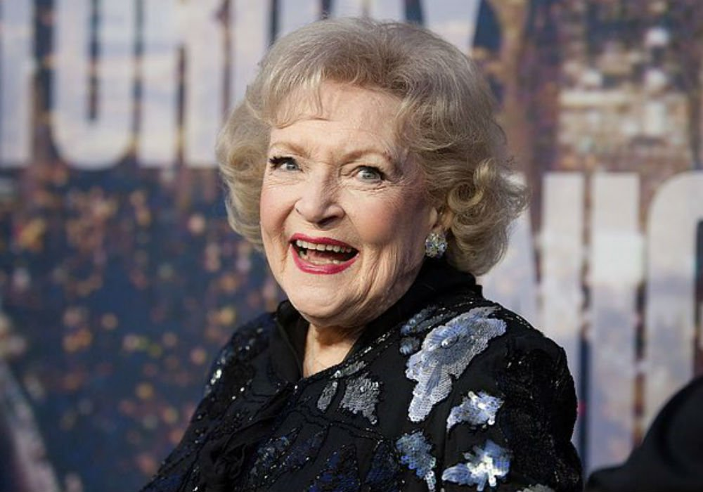 Betty White Reassures Fans That She Is 'Fine' After Outpouring Of Concern For Her Health On Social Media