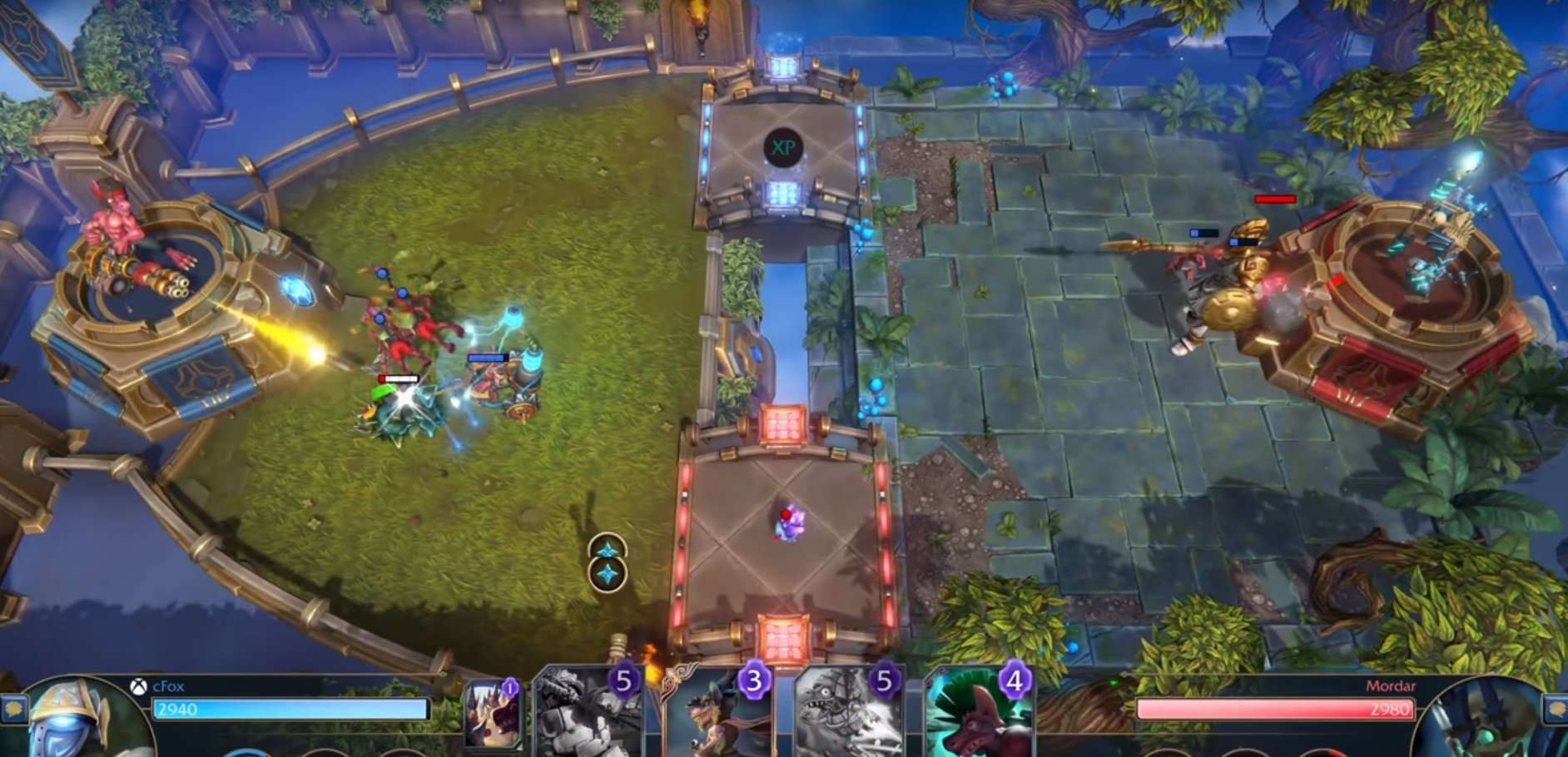 Minion Masters Receives A New Update, Massively Changing Balance And Adding A New Supreme Card
