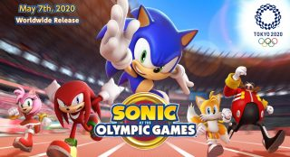Sega Announces Official Release Date Of Sonic at the Olympic Games – Tokyo 2020