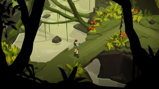 2015's Lara Croft GO Is Free On Mobile Devices Until April 1st, So GO Get It