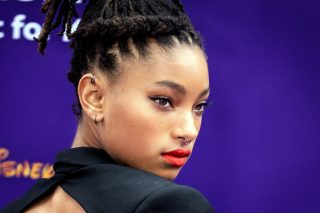 Willow Smith Will Do This For The Love Of Art – She's Taking Performance To A New Level!