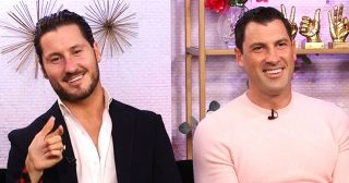 Maks, Val Chmerkovskiy Recall When They Knew They'd Found The One