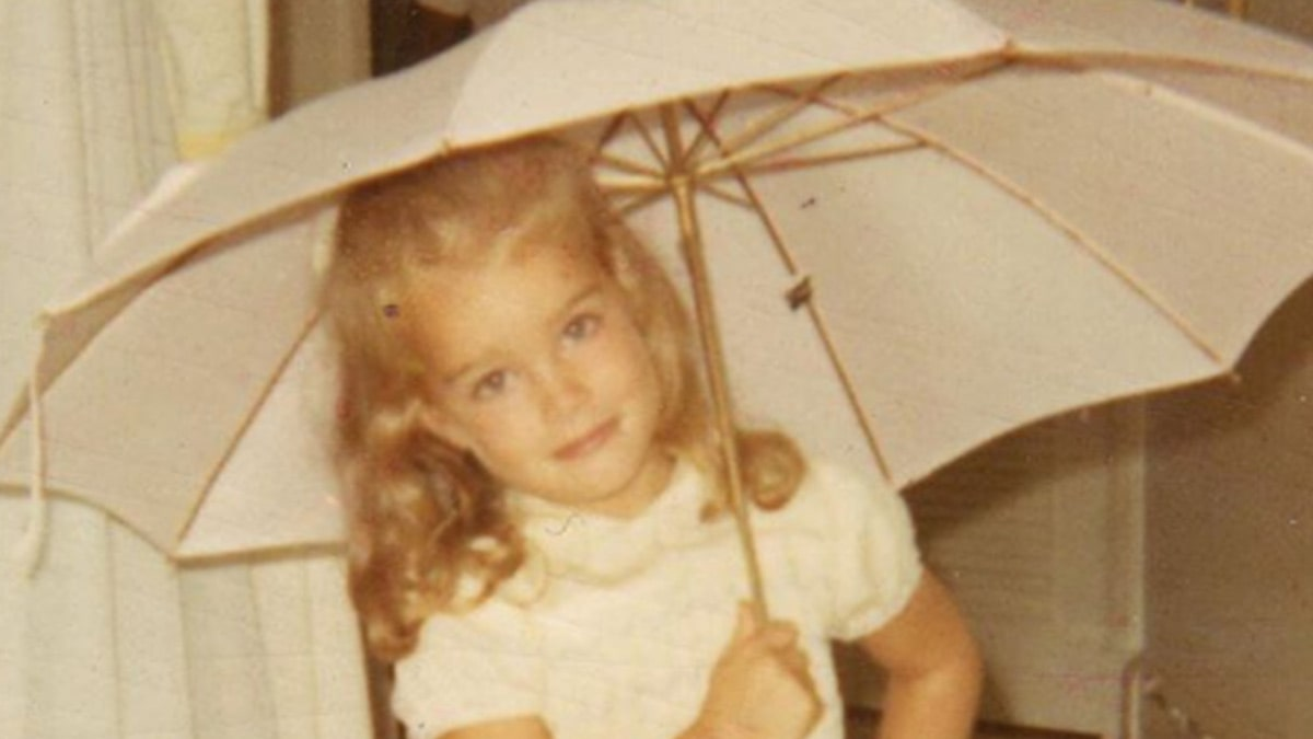 Guess Who This Umbrella Babe Turned Into!