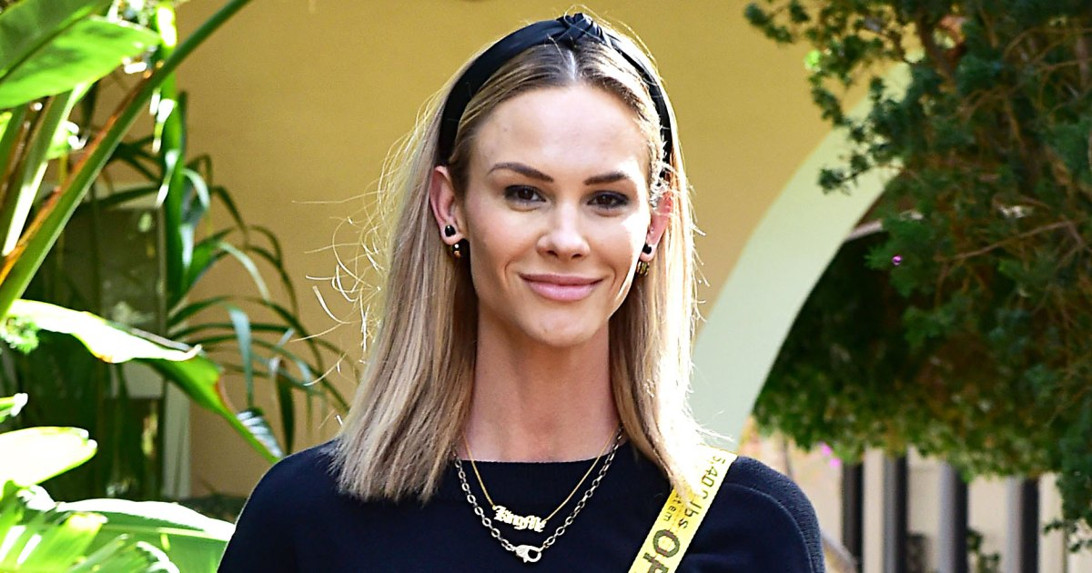 Meghan King Edmonds Jokes About Scaring Her 'Boyfriend' While Quarantined