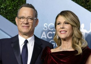 Tom Hanks & Rita Wilson Have Been Quarantined In An Australian Hospital Due To Coronavirus