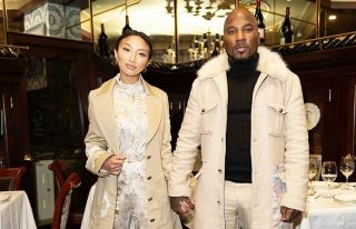 Jeannie Mai's Boyfriend, Jeezy, Happily Reviews Her Salad In New Video That Lands 'The Real's Co-Host In Trouble