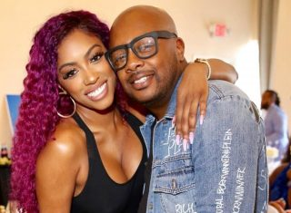 Porsha Williams Has Found Ways To Fight Boredom While In Quarantine With Fiancé Dennis McKinley In Videos That Have Caught Tamar Braxton And Bambi Benson's Attention