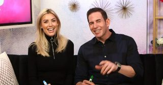 Tarek El Moussa and Heather Rae Young Play Newly Dating Game: Watch