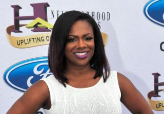 Kandi Burruss Is Staying At Home With Her Son, Ace Wells Tucker – See Their Sweet Photo Together