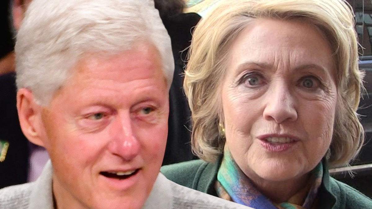 Bill and Hillary Clinton Send Pizza to Hospital Staffs in New York